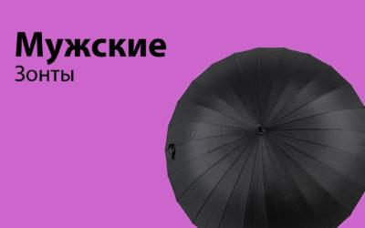Мужские зонты (1)